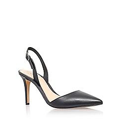 Vince Camuto - Black 'Barlowe' mid heel sandal