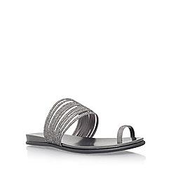 Vince Camuto - Metal 'Eriantha' flat slip on sandal