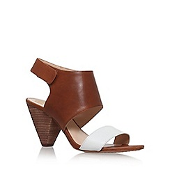 Vince Camuto - Brown 'Evisa' high heel sandals