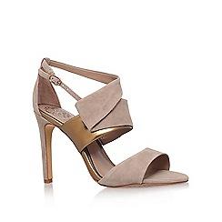 Vince Camuto - Brown 'Keefer' high heel sandals