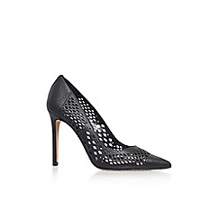 Vince Camuto - Black 'Nico' high heel court shoes