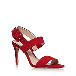 Vince Camuto - Red 'Roilla' high heel sandals
