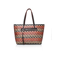 Nine West - Red 'Seasonal Tote Md' tote handbag