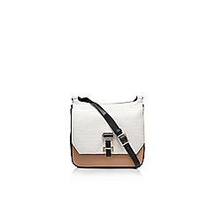 Nine West - Brown 'Roxanne Cb L' handbag with shoulder strap