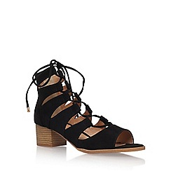 Miss KG - Black 'Darah' high heel sandals