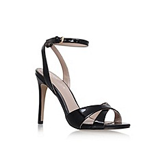 Carvela - Black 'Link' high heel sandals