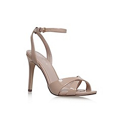 Carvela - Natural 'Link' high heel sandals