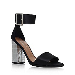Carvela - Black 'Komet' high heel sandal