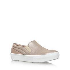 Miss KG - Grey 'Layton' slip on sneakers