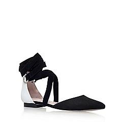Carvela - Black 'Lizzie' flat sandal