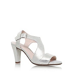 Carvela Comfort - Gold 'Simona' high heel sandals