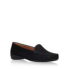 Carvela Comfort - Black 'Cara' slip on ballerina
