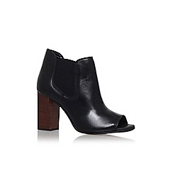 Carvela - Black 'Amy' high heel ankle boots