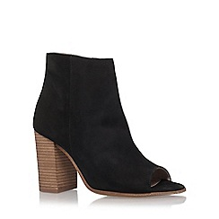 Carvela - Black 'Accord' high heel ankle boots