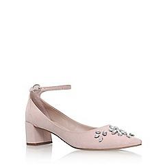 Carvela - Natural 'Grand' high heel sandals