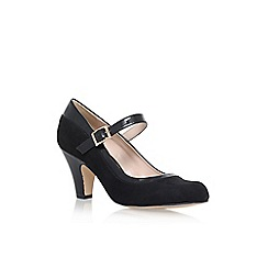 Solea - Black 'Amelie' high heel sandals