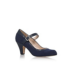 Solea - Blue 'Amelie' high heel sandals