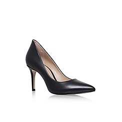 KG Kurt Geiger - Black Bella High Heel Court Shoes