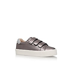 Carvela - Metal 'Lily' flat sneakers