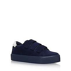 Carvela - Blue 'Lily' flat sneakers