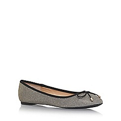 Carvela - Metal 'Melody2' Flat Slip On Pumps