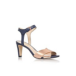 Nine West - Gold 'Durante3' High Heel Sandals
