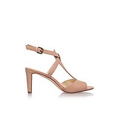 Nine West - Brown 'Deara' High Heel Sandals