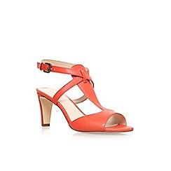 Nine West - Red 'Deara' High Heel Sandals
