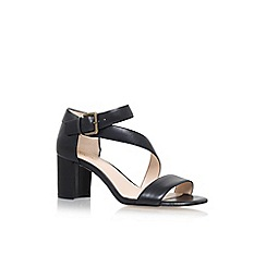 Nine West - Black 'Talen' High Heel Sandals