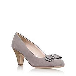 Carvela - Grey 'Kava' High Heel Court Shoes