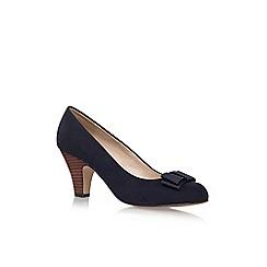 Carvela - Blue 'Kava' High Heel Court Shoes