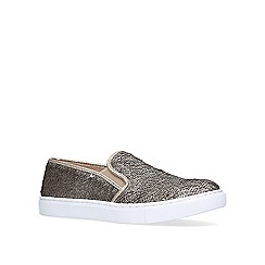 Carvela - Bronze 'Jumo' slip on trainers