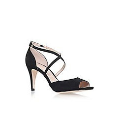 Carvela - Black 'Kimi' High Heel Sandals