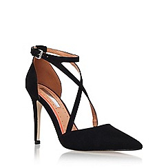 Miss KG - Black 'Shelby' High Heel Sandals