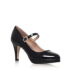Miss KG - Black 'Conor' High Heel Sandals