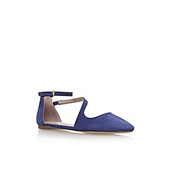 Carvela - Blue 'Maverick' Flat Sandals