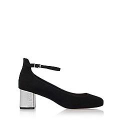Carvela - Black 'Greg' high heel court shoe