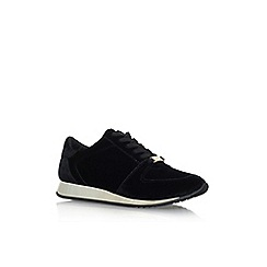 Carvela - Black 'Languid' Flat Lace Up Sneaker