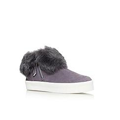 Carvela - Grey 'Lille' flat sneakers