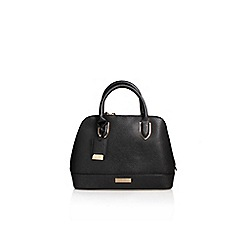 Carvela - Black Min 'Kettle Bag' Handbag With Shoulder Straps