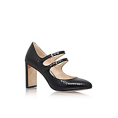 Nine West - Black 'Academy3' High Heel Sandals