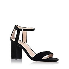 Carvela - Black 'Gigi' High Heel Sandals