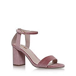Carvela - Natural 'GIGI' high heel sandals