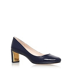 Nine West - Blue 'Franny' high heel court shoes