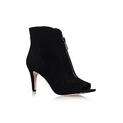 Nine West - Black 'Haydah' high heel ankle boots