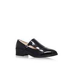 Nine West - Black 'Nyessa3' flat loafers