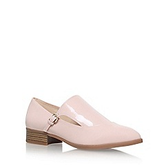 Nine West - Pink 'Nyessa3' flat loafers