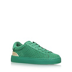 Nine West - Green 'Palyla' Flat Lace Up Sneaker