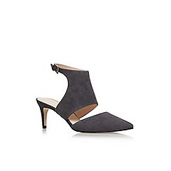 Nine West - Grey 'Salinda' high heel sandals