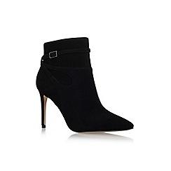 Nine West - Black 'Tanesha' high heel ankle boots